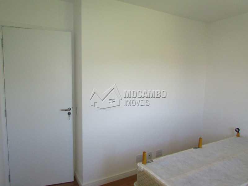Dormitório 02  - Apartamento Condomínio Edifício Residencial Green Ville, Itatiba, Bairro das Brotas, SP À Venda, 2 Quartos, 52m² - FCAP20568 - 6