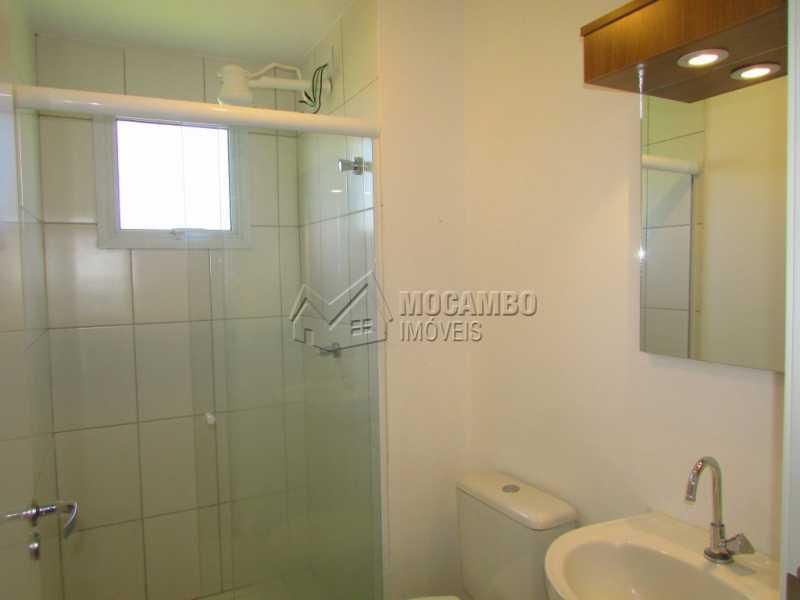 WC Social  - Apartamento Condomínio Edifício Residencial Green Ville, Itatiba, Bairro das Brotas, SP À Venda, 2 Quartos, 52m² - FCAP20568 - 9