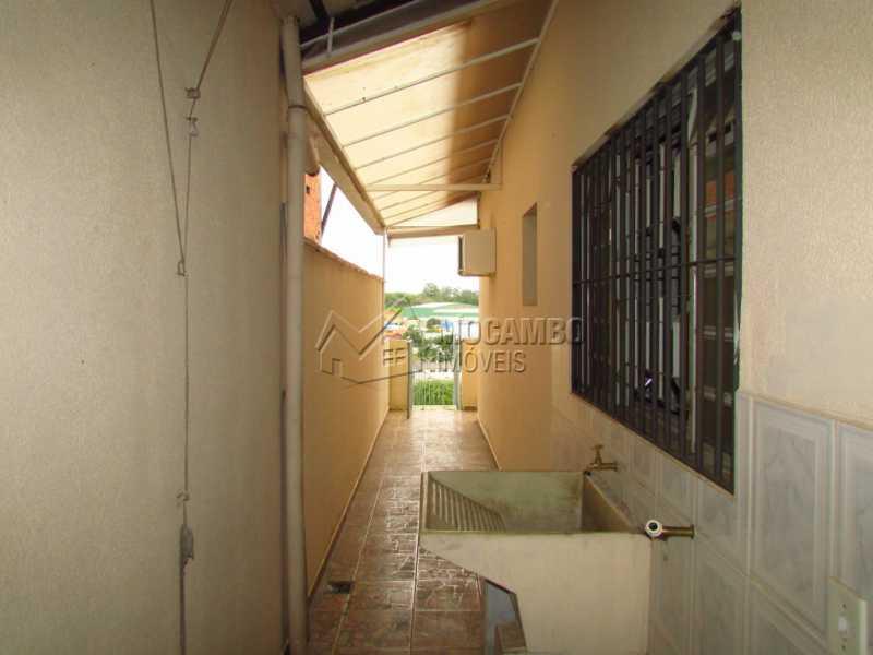 Área de Serviço  - Casa 2 quartos para alugar Itatiba,SP - R$ 1.250 - FCCA20807 - 3