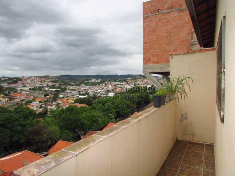 Varanda - Casa 2 quartos para alugar Itatiba,SP - R$ 1.250 - FCCA20807 - 16