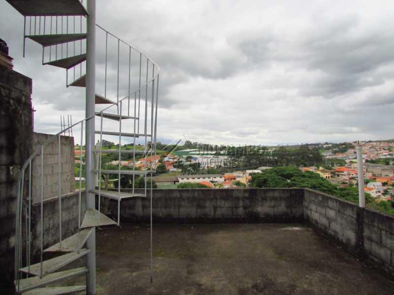 Quintal  - Casa 2 quartos para alugar Itatiba,SP - R$ 1.250 - FCCA20807 - 17