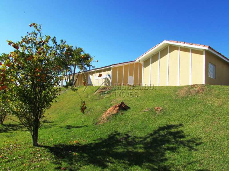 Jardim - Casa À Venda no Condomínio Ville Chamonix - Jardim Nossa Senhora das Graças - Itatiba - SP - FCCN30281 - 7