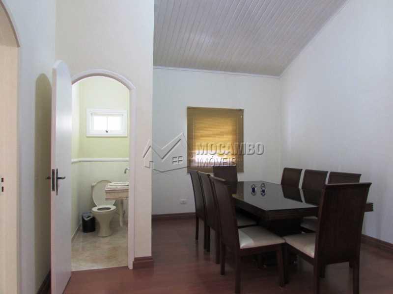 Jantar - Casa À Venda no Condomínio Ville Chamonix - Jardim Nossa Senhora das Graças - Itatiba - SP - FCCN30281 - 12
