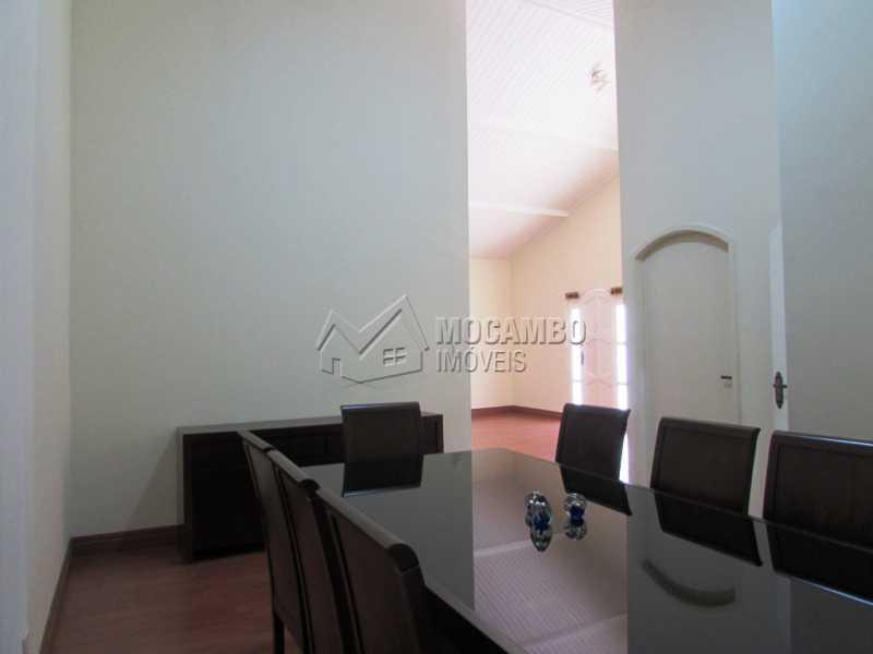 Jantar - Casa À Venda no Condomínio Ville Chamonix - Jardim Nossa Senhora das Graças - Itatiba - SP - FCCN30281 - 13