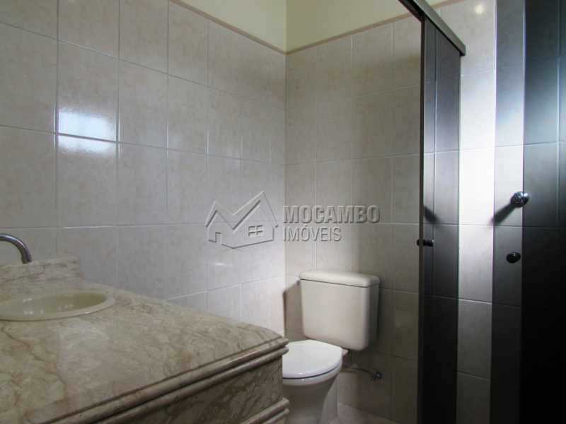 Banheiro - Casa À Venda no Condomínio Ville Chamonix - Jardim Nossa Senhora das Graças - Itatiba - SP - FCCN30281 - 17
