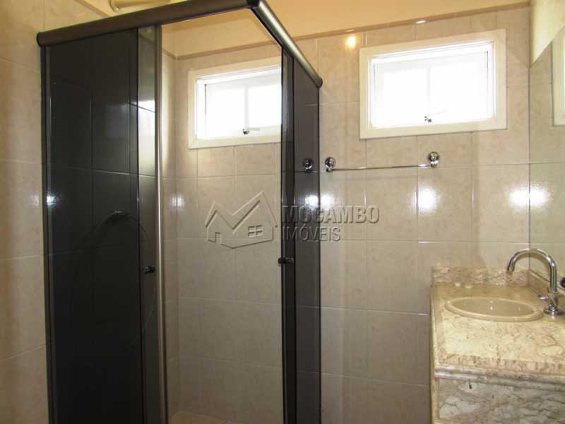 Banheiro suite - Casa À Venda no Condomínio Ville Chamonix - Jardim Nossa Senhora das Graças - Itatiba - SP - FCCN30281 - 19