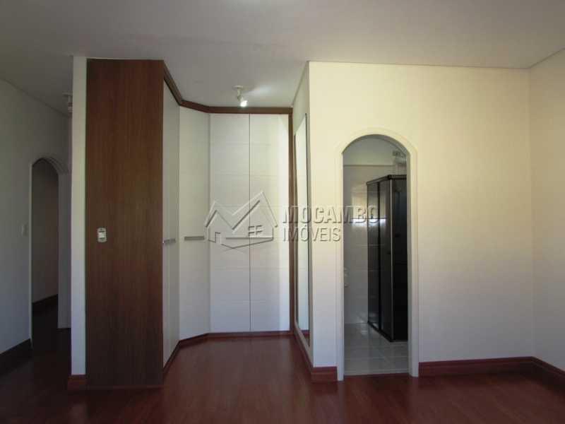 Suíte - Casa À Venda no Condomínio Ville Chamonix - Jardim Nossa Senhora das Graças - Itatiba - SP - FCCN30281 - 21
