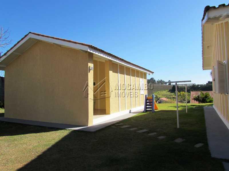 Edicula - Casa À Venda no Condomínio Ville Chamonix - Jardim Nossa Senhora das Graças - Itatiba - SP - FCCN30281 - 24