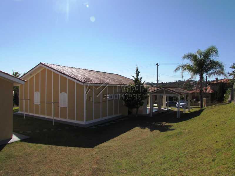 Edicula - Casa À Venda no Condomínio Ville Chamonix - Jardim Nossa Senhora das Graças - Itatiba - SP - FCCN30281 - 27