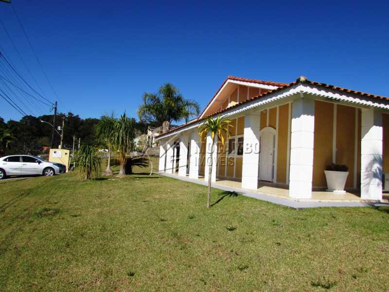 Fachada - Casa À Venda no Condomínio Ville Chamonix - Jardim Nossa Senhora das Graças - Itatiba - SP - FCCN30281 - 4