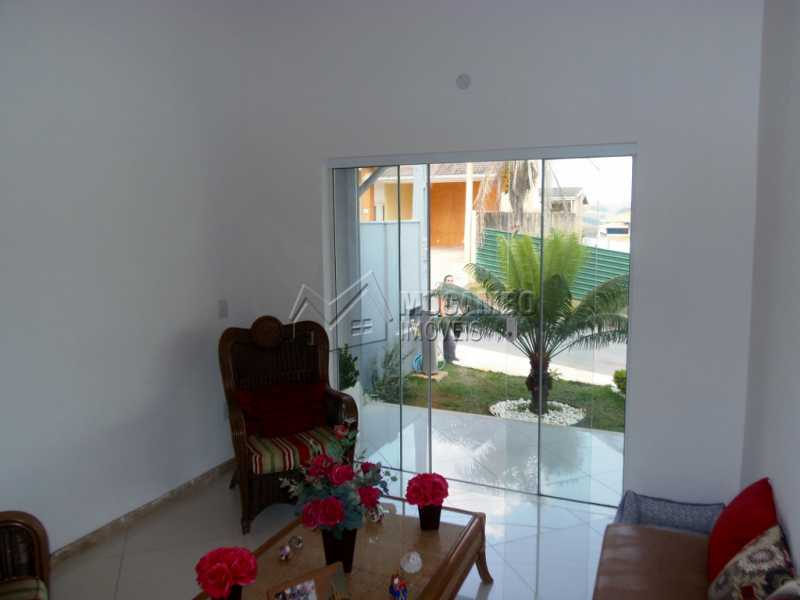 Sala de Estar - Casa em Condominio À Venda - Itatiba - SP - Residencial Fazenda Serrinha - FCCN30282 - 7