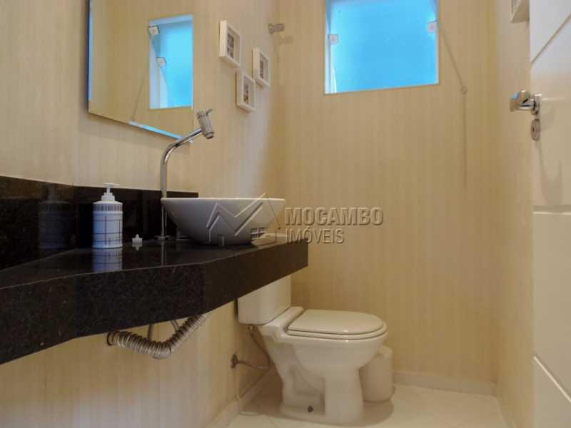 Lavabo - Casa em Condominio À Venda - Itatiba - SP - Residencial Fazenda Serrinha - FCCN30282 - 9