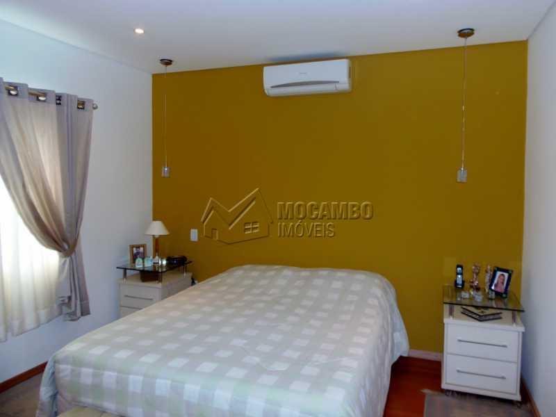 Suíte - Casa em Condominio À Venda - Itatiba - SP - Residencial Fazenda Serrinha - FCCN30282 - 12
