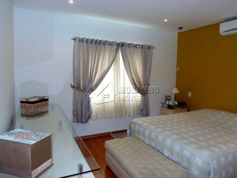 Suíte - Casa em Condominio À Venda - Itatiba - SP - Residencial Fazenda Serrinha - FCCN30282 - 13