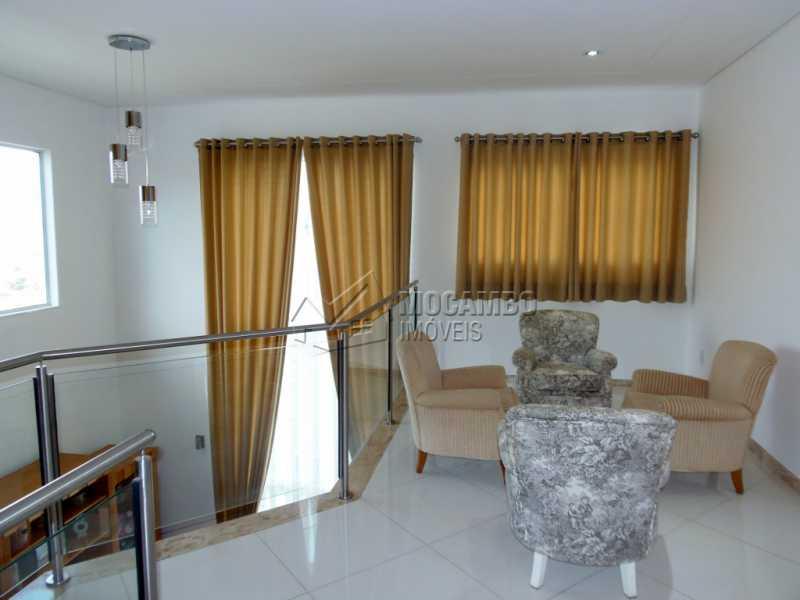 Sala Intina - Casa em Condominio À Venda - Itatiba - SP - Residencial Fazenda Serrinha - FCCN30282 - 15