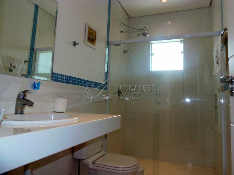 Banheiro - Casa em Condominio À Venda - Itatiba - SP - Residencial Fazenda Serrinha - FCCN30282 - 17
