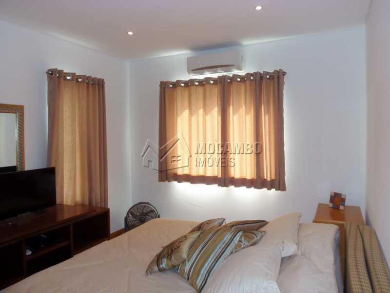 Dormitório com Armário - Casa em Condominio À Venda - Itatiba - SP - Residencial Fazenda Serrinha - FCCN30282 - 18