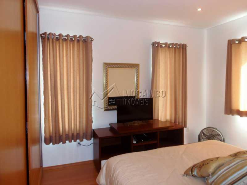 Dormitório com Armario - Casa em Condominio À Venda - Itatiba - SP - Residencial Fazenda Serrinha - FCCN30282 - 19