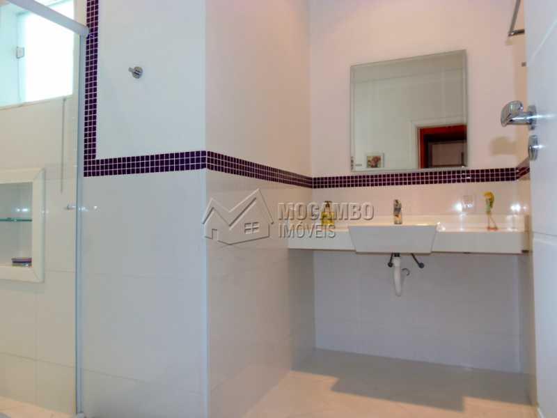 Banheiro Suíte - Casa em Condominio À Venda - Itatiba - SP - Residencial Fazenda Serrinha - FCCN30282 - 23