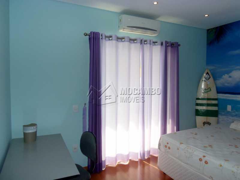 Suíte com Sacada e Closet - Casa em Condominio À Venda - Itatiba - SP - Residencial Fazenda Serrinha - FCCN30282 - 21