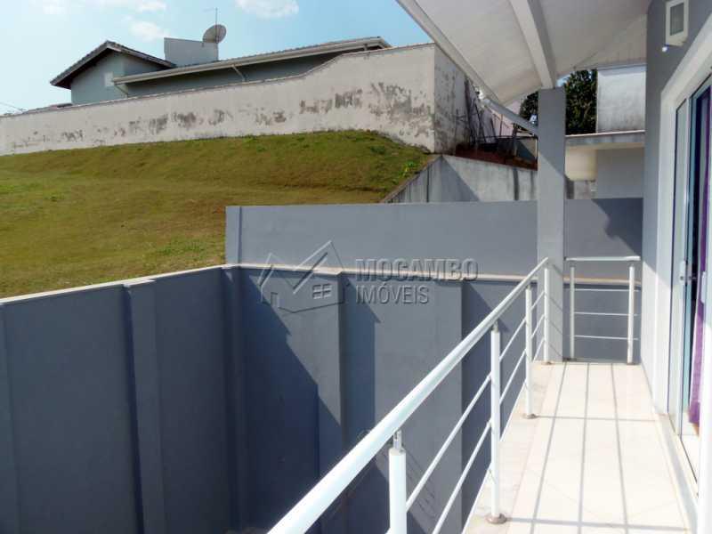Sacada - Casa em Condominio À Venda - Itatiba - SP - Residencial Fazenda Serrinha - FCCN30282 - 24