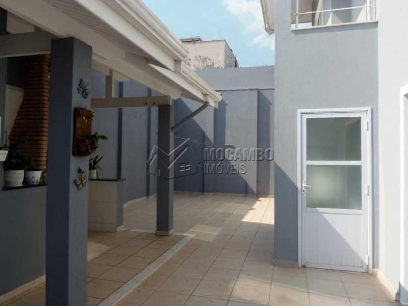 Área Gourmet - Casa em Condominio À Venda - Itatiba - SP - Residencial Fazenda Serrinha - FCCN30282 - 25