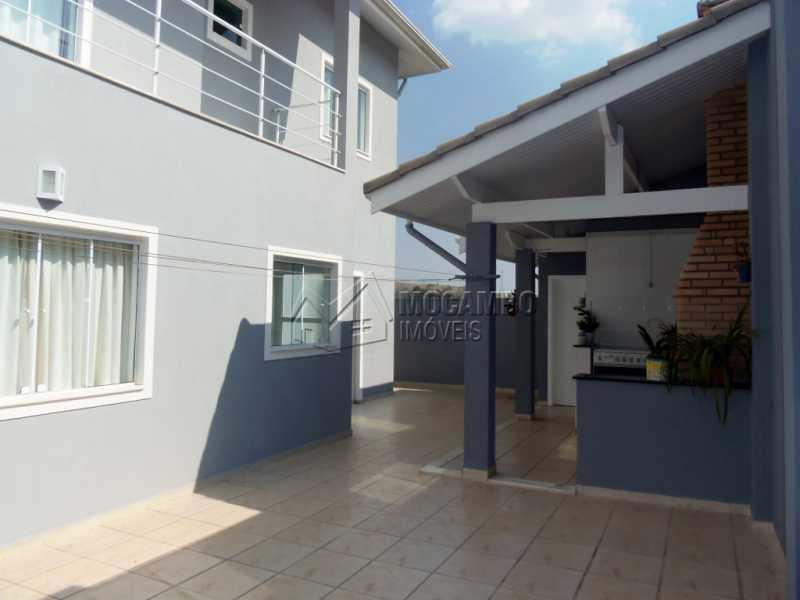 Quintal - Casa em Condominio À Venda - Itatiba - SP - Residencial Fazenda Serrinha - FCCN30282 - 26