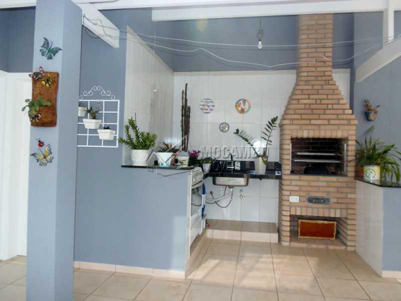 Área Gourmet - Casa em Condominio À Venda - Itatiba - SP - Residencial Fazenda Serrinha - FCCN30282 - 27