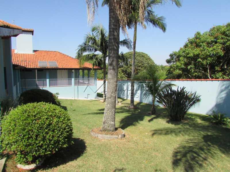 Área Externa  - Chácara 1000m² à venda Itatiba,SP - R$ 550.000 - FCCH20050 - 9