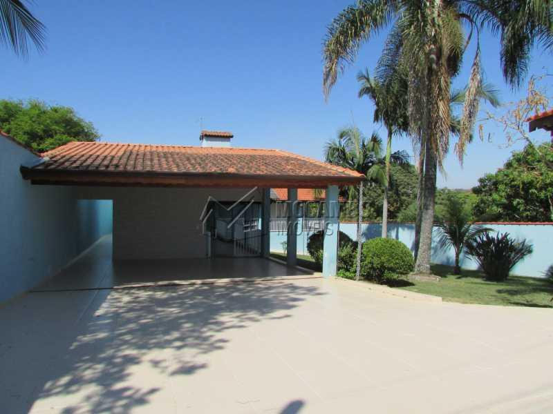 Garagem  - Chácara 1000m² à venda Itatiba,SP - R$ 550.000 - FCCH20050 - 10