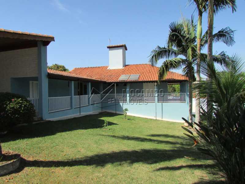 Área externa  - Chácara 1000m² à venda Itatiba,SP - R$ 550.000 - FCCH20050 - 11