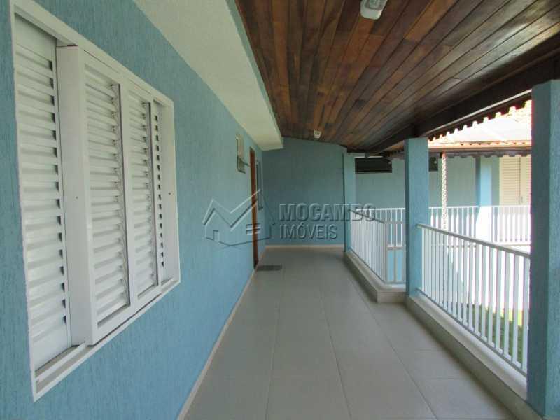 Varanda - Chácara 1000m² à venda Itatiba,SP - R$ 550.000 - FCCH20050 - 12