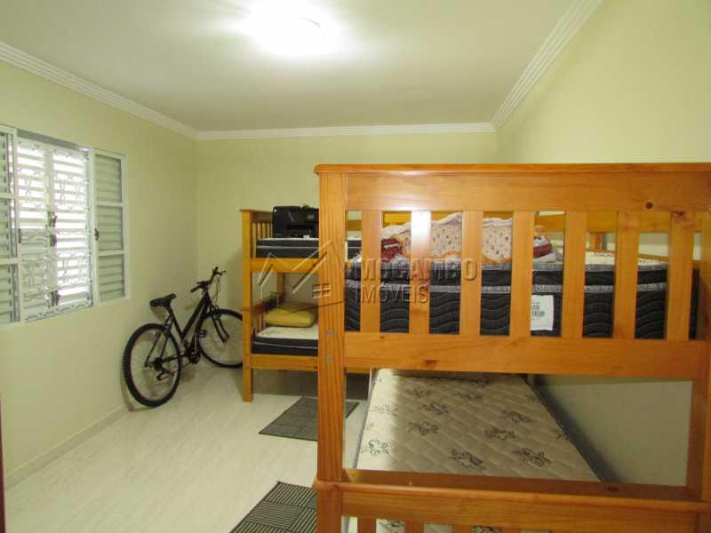 Dormitório  - Chácara 1000m² à venda Itatiba,SP - R$ 550.000 - FCCH20050 - 13