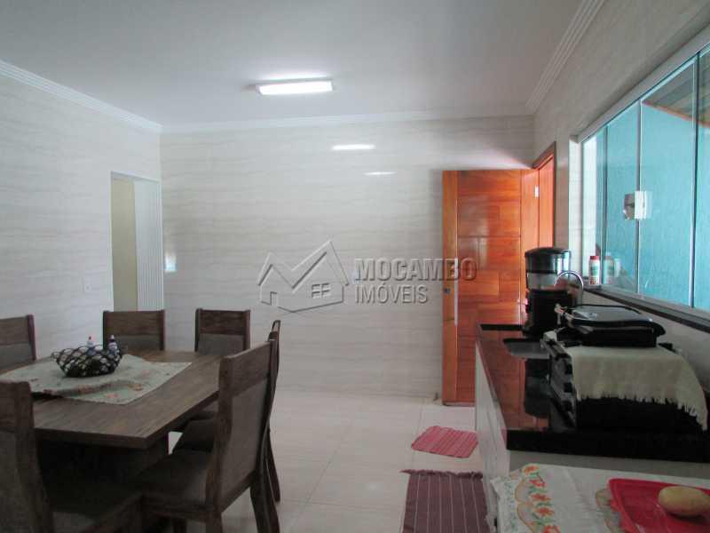 Cozinha  - Chácara 1000m² à venda Itatiba,SP - R$ 550.000 - FCCH20050 - 16