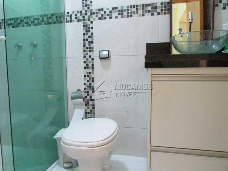 Banheiro Suíte  - Chácara 1000m² à venda Itatiba,SP - R$ 550.000 - FCCH20050 - 18