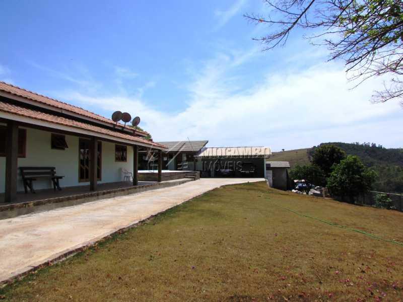 Casa - Chácara À Venda - Itatiba - SP - Vivendas do Engenho D´Água - FCCH20051 - 4