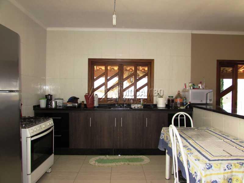 Cozinha - Chácara À Venda - Itatiba - SP - Vivendas do Engenho D´Água - FCCH20051 - 8