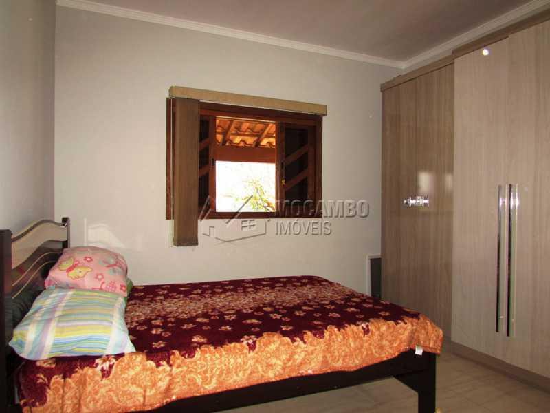 Dormitório - Chácara À Venda - Itatiba - SP - Vivendas do Engenho D´Água - FCCH20051 - 12