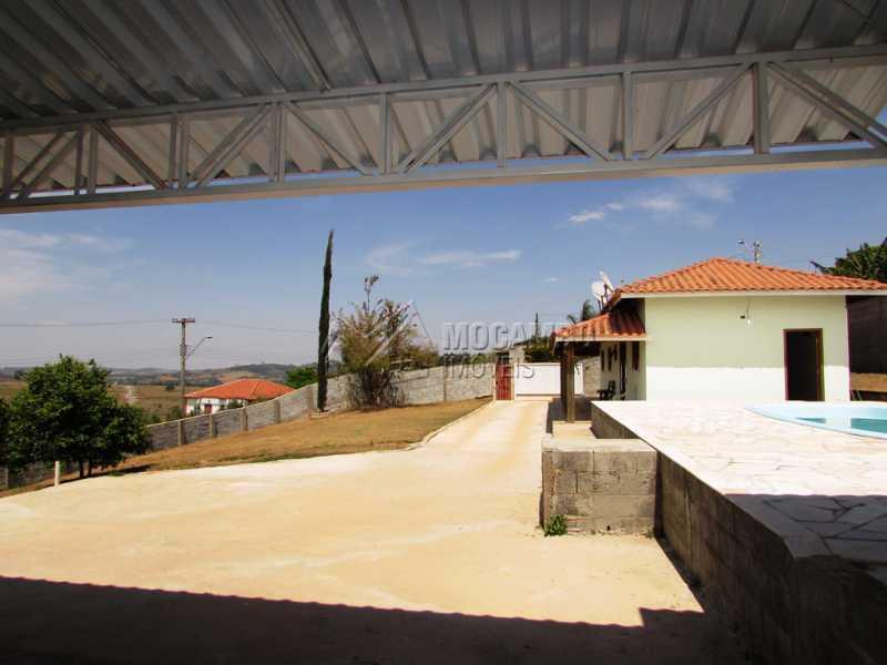 Garagem - Chácara À Venda - Itatiba - SP - Vivendas do Engenho D´Água - FCCH20051 - 19