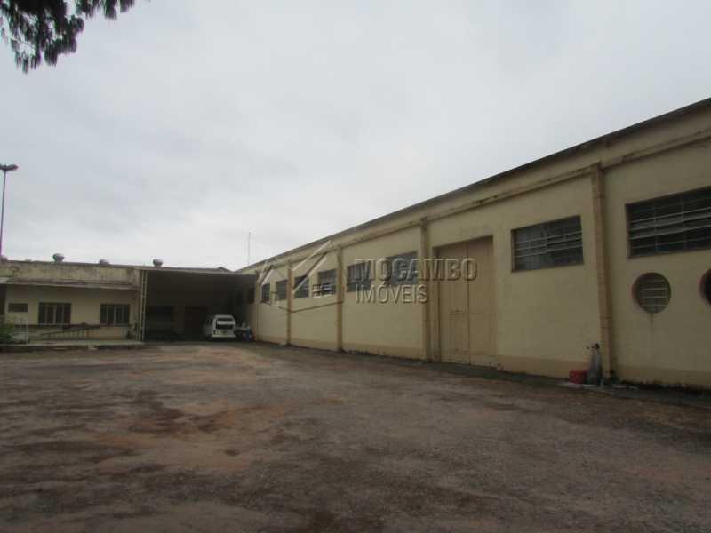 Área Externa - Galpão Para Alugar - Itatiba - SP - Jardim Santo Antônio - FCGA00122 - 8