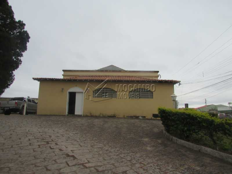Área Externa - Galpão Para Alugar - Itatiba - SP - Jardim Santo Antônio - FCGA00122 - 4