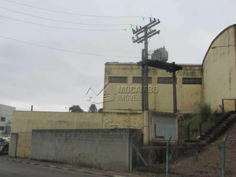 Área Externa - Galpão Para Alugar - Itatiba - SP - Jardim Santo Antônio - FCGA00122 - 10