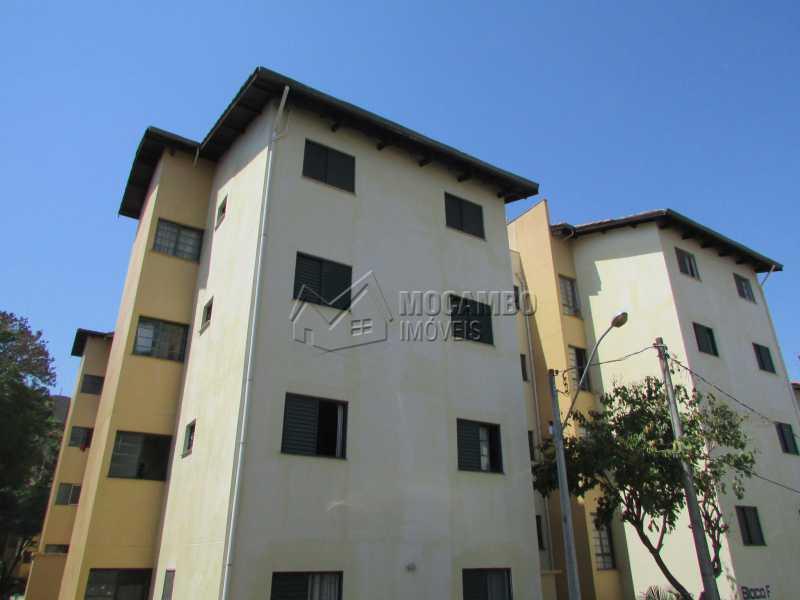 Fachada - Apartamento 2 quartos à venda Itatiba,SP - R$ 170.000 - FCAP20579 - 3