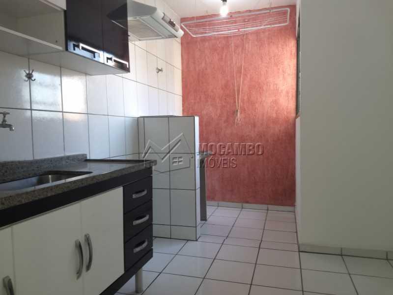 Cozinha - Apartamento 2 quartos à venda Itatiba,SP - R$ 170.000 - FCAP20579 - 6