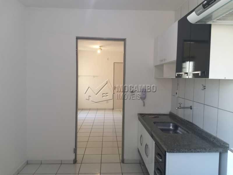 Cozinha - Apartamento 2 quartos à venda Itatiba,SP - R$ 170.000 - FCAP20579 - 7