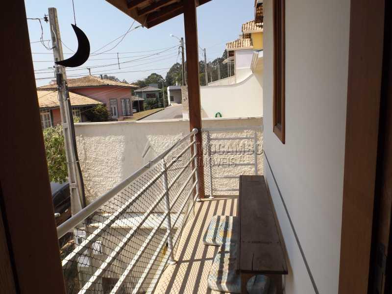 Sacada - Casa À Venda no Condomínio Itatiba Country Club - Residencial Fazenda Serrinha - Itatiba - SP - FCCN40091 - 13