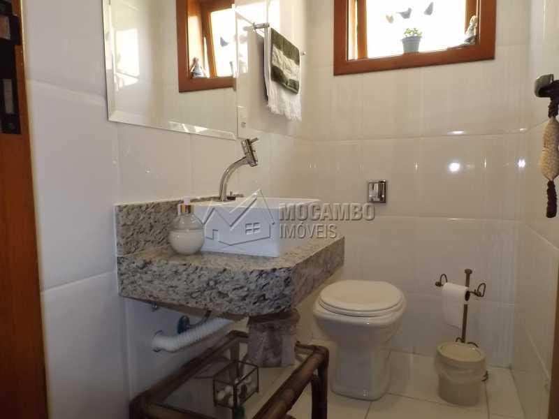Lavabo - Casa À Venda no Condomínio Itatiba Country Club - Residencial Fazenda Serrinha - Itatiba - SP - FCCN40091 - 4