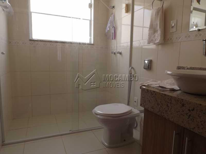 Banheiro - Casa À Venda no Condomínio Itatiba Country Club - Residencial Fazenda Serrinha - Itatiba - SP - FCCN40091 - 8
