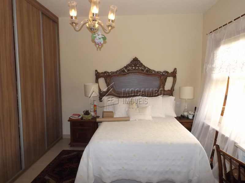 Suíte - Casa À Venda no Condomínio Itatiba Country Club - Residencial Fazenda Serrinha - Itatiba - SP - FCCN40091 - 9