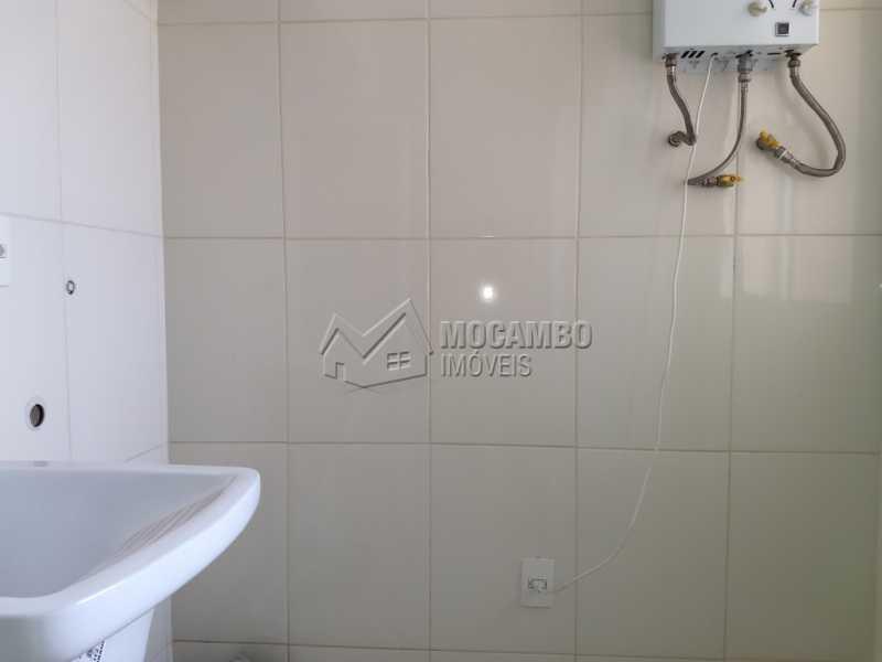 Área de Serviço - Apartamento 3 Quartos À Venda Itatiba,SP - R$ 370.000 - FCAP30387 - 7